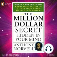 The Million Dollar Secret Hidden in Your Mind