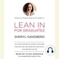 Lean In for Graduates