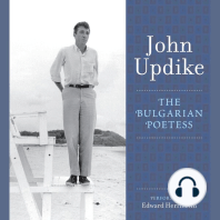 The Bulgarian Poetess: A Selection from the John Updike Audio Collection