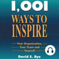 1001 Ways to Inspire