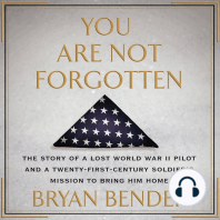 You Are Not Forgotten