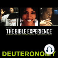 Inspired By ... The Bible Experience: Deuteronomy