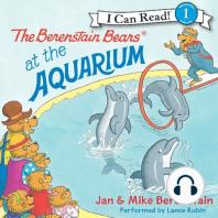 The Berenstain Bears at the Aquarium