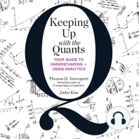 Keeping Up with the Quants