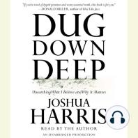 Dug Down Deep
