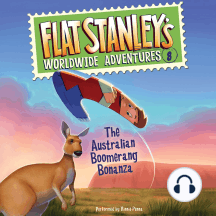 Flat Stanley's Worldwide Adventures #8: The Australian Boomerang Bonanza UAB