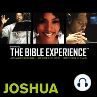 Inspired By ... The Bible Experience: Joshua