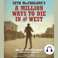 Seth MacFarlane's A Million Ways to Die in the West
