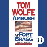 Ambush at Fort Bragg