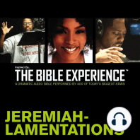 Inspired By ... The Bible Experience: Jeremiah - Lamentations