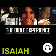 Inspired By ... The Bible Experience: Isaiah