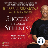 Success Through Stillness