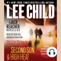 Three Jack Reacher Novellas (with bonus Jack Reacher's Rules)