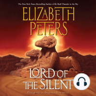Lord of the Silent: An Amelia Peabody Novel of Suspense