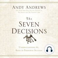 The Seven Decision: Understanding the Keys to Personal Success