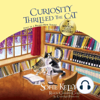 Curiosity Thrilled the Cat