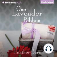 One Lavender Ribbon