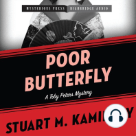 Poor Butterfly: A Toby Peters Mystery
