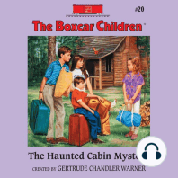 The Haunted Cabin Mystery
