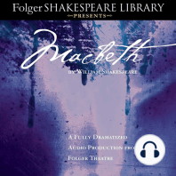 Macbeth: A Fully Dramatized Audio Production from Folger Theatre