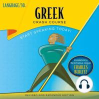 Greek Crash Course