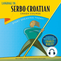 Serbo-Croatian Crash Course