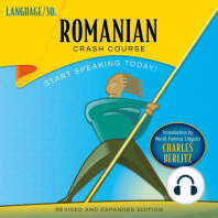 Romanian Crash Course