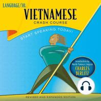 Vietnamese Crash Course
