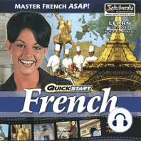Quickstart French