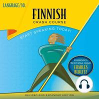 Finnish Crash Course
