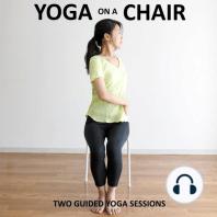 Yoga on a Chair