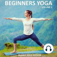 Beginners Yoga Vol 3