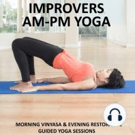 Improvers AM - PM Yoga