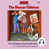 The Disappearing Friend Mystery