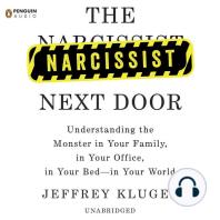 The Narcissist Next Door