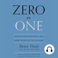 Zero to One