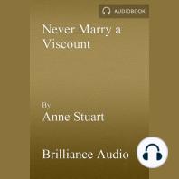 Never Marry a Viscount
