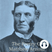 Matthew Arnold, The Poetry