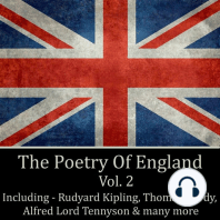 The Poetry of England Volume 2