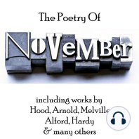 The Poetry of November