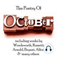 The Poetry of October