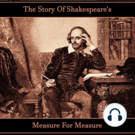 The Story of Shakespeare's Measure for Measure
