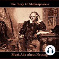 The Story of Shakespeare's Much Ado About Nothing
