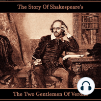 The Story of Shakespeare's The Two Gentlemen of Verona