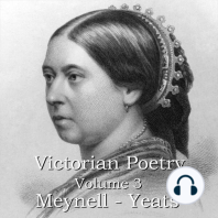 Victorian Poetry Volume 3