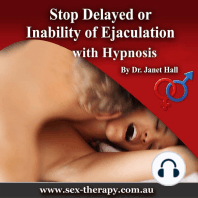 Stop Delayed or with of Ejaculation
