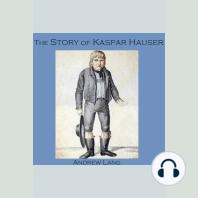 The Story of Kaspar Hauser