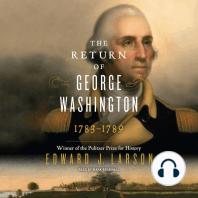 The Return of George Washington
