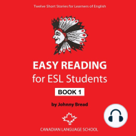 Easy Reading for ESL Students