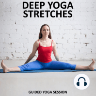 Deep Yoga Stretches
